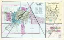 Carey, Little Sandusky, Whartonsburg, Wyandot County 1879
