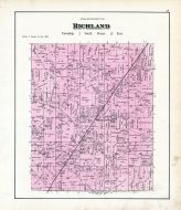 Richland, Wyandot County 1879