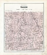 Salem, Wyandot County 1879