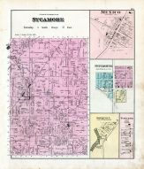 Sycamore 001, Mexico, Petersburg, Smithville, Tymochtee 002, Wyandot County 1879