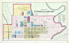 Upper Sandusky - North Part, Wyandot County 1879