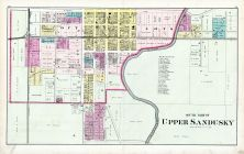 Upper Sandusky - South Part, Wyandot County 1879