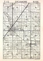Sycamore Township, Deunquat, Sycamore Creek, Wyandot County 1939