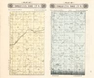 Township 26 N. Range 26 W and Township 25 N. Range 26 W., Harper County 1910
