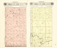 Township 28 N. Range 26 W. and Township 27 N. Range 26 W., Harper County 1910