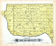 Plate 024, Township 3 North. Ranges XVII and XIX West, Kiowa County 1913
