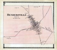 Bendersville, Adams County 1872