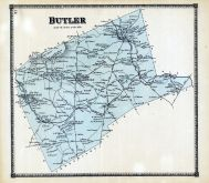 Butler, Adams County 1872
