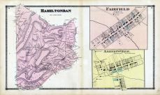 Hamiltonban, Fairfield, Arendtsville, Adams County 1872