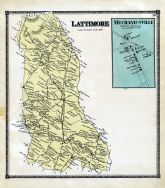 Lattimore, Mechanicsville, Adams County 1872