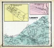 Liberty, McKnightstown, Beechersville, Adams County 1872