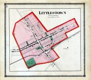 Littlestown, Adams County 1872