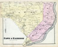 Fawn and Harrison, Allegheny County 1876