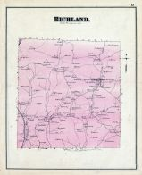 Richland, Allegheny County 1876