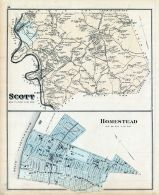 Scott, Homestead, Allegheny County 1876