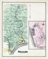 Shaler, West Bellevue Borough, Allegheny County 1876