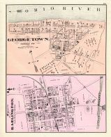 George Town, Darlington, Beaver County 1876