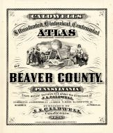 Title Page, Beaver County 1876
