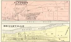 Vanport - Borough and Township, Boalsville, Beaver County 1876