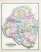 Exeter Township, Berks County 1876