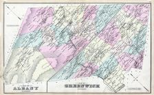 Greenwich Township, Albany Township, Berks County 1876
