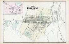 Kutztown Borough, Shillington, Berks County 1876