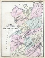 Lower Heidelberg, Berks County 1876