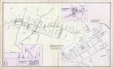Pricetown, West Reading, Centreport, Mohnsville, Berks County 1876