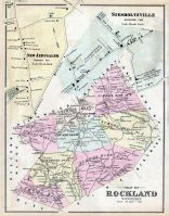 Rockland Township, New Jerusalem, Siesholtzville, Berks County 1876