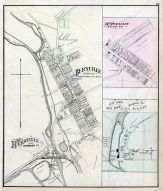 South Bernville, Bernville, Mt. Pleasant, Pine Grove Iron Works, Berks County 1876