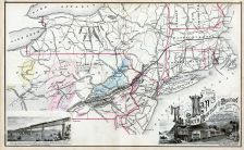 South Mountain and Boston Rail Road Connection, Berks County 1876