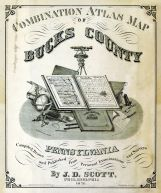 Title Page, Bucks County 1876