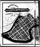 Johnstown Borough Left, Cambria County 1890