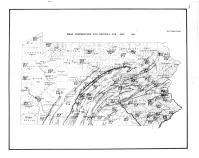 Mean Temperature and Rainfall for Pennsylvanie - May 1889, Cambria County 1890