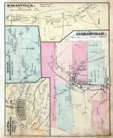 Haganville, Curllsville, New Athens and Sandy Hollow, Reynolds and Mooreheads Coak Yard, Clarion County 1877