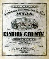Title Page, Clarion County 1877