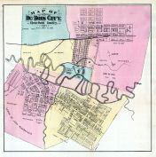 Du Bois City, Clearfield County 1878