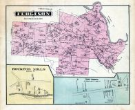 Ferguson, Rockton Mills, West Liberty, Clearfield County 1878