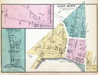Glen Hope, Pennville, Bloomington, Clearfield County 1878