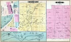 Luthersburg, Salem, Union, Pine, Woodland, Clearfield County 1878