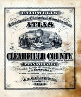 Title Page, Clearfield County 1878