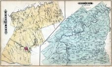 Woodward, Beccaria, Clearfield County 1878