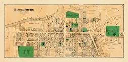 Bloomsburg 1, Columbia and Montour Counties 1876