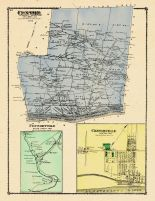 Centre, Foundryville, Centreville, Columbia and Montour Counties 1876