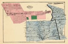 Danville, Valley, West Hemlock, Columbia and Montour Counties 1876