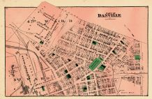 Danville 5, Columbia and Montour Counties 1876