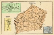 Greenwood, Millville, Rohrsburg, Eyers Grove, Columbia and Montour Counties 1876