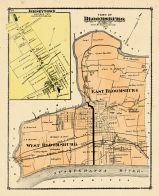 Jersey Town, Bloomburg, East Bloomburg, West Bloomburg, Columbia and Montour Counties 1876