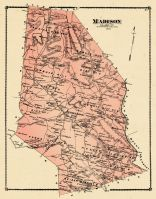 Madison, Columbia and Montour Counties 1876