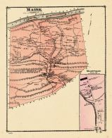 Maine and Maineville, Columbia and Montour Counties 1876